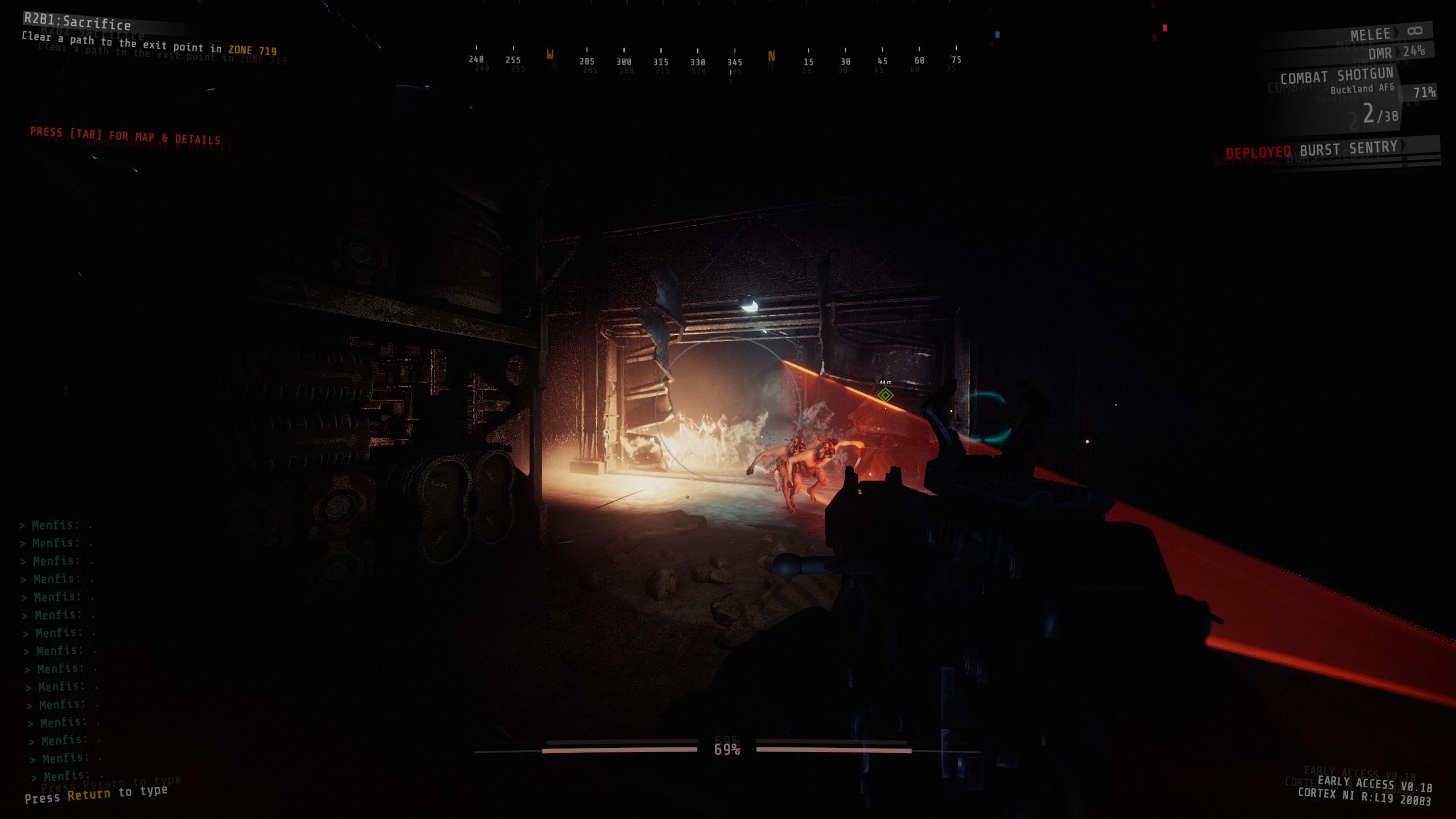GTFO Gameplay