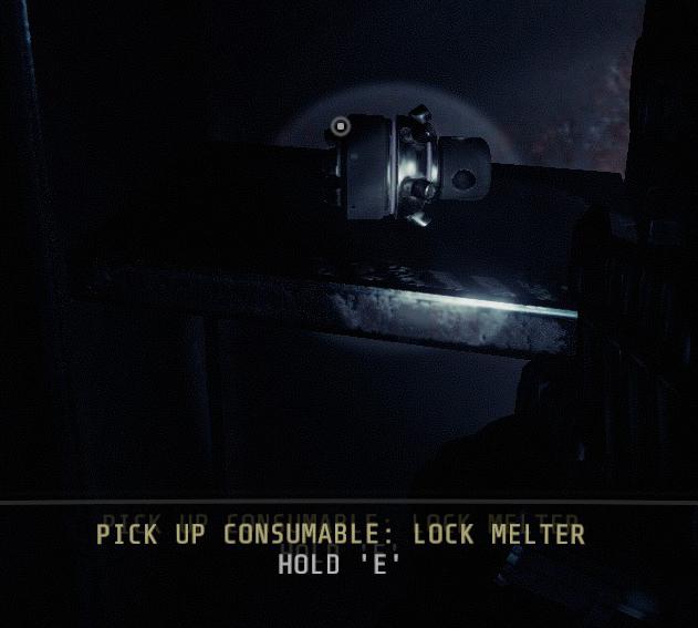 Lock melter