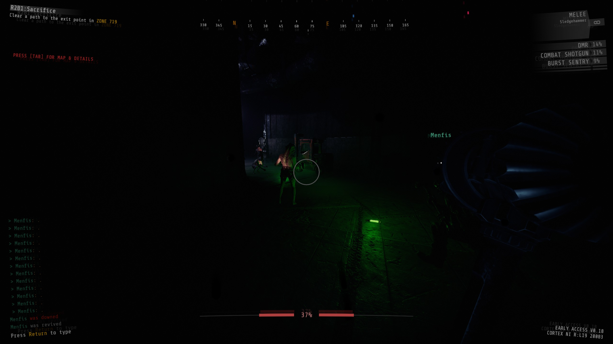 Horror Multiplayer