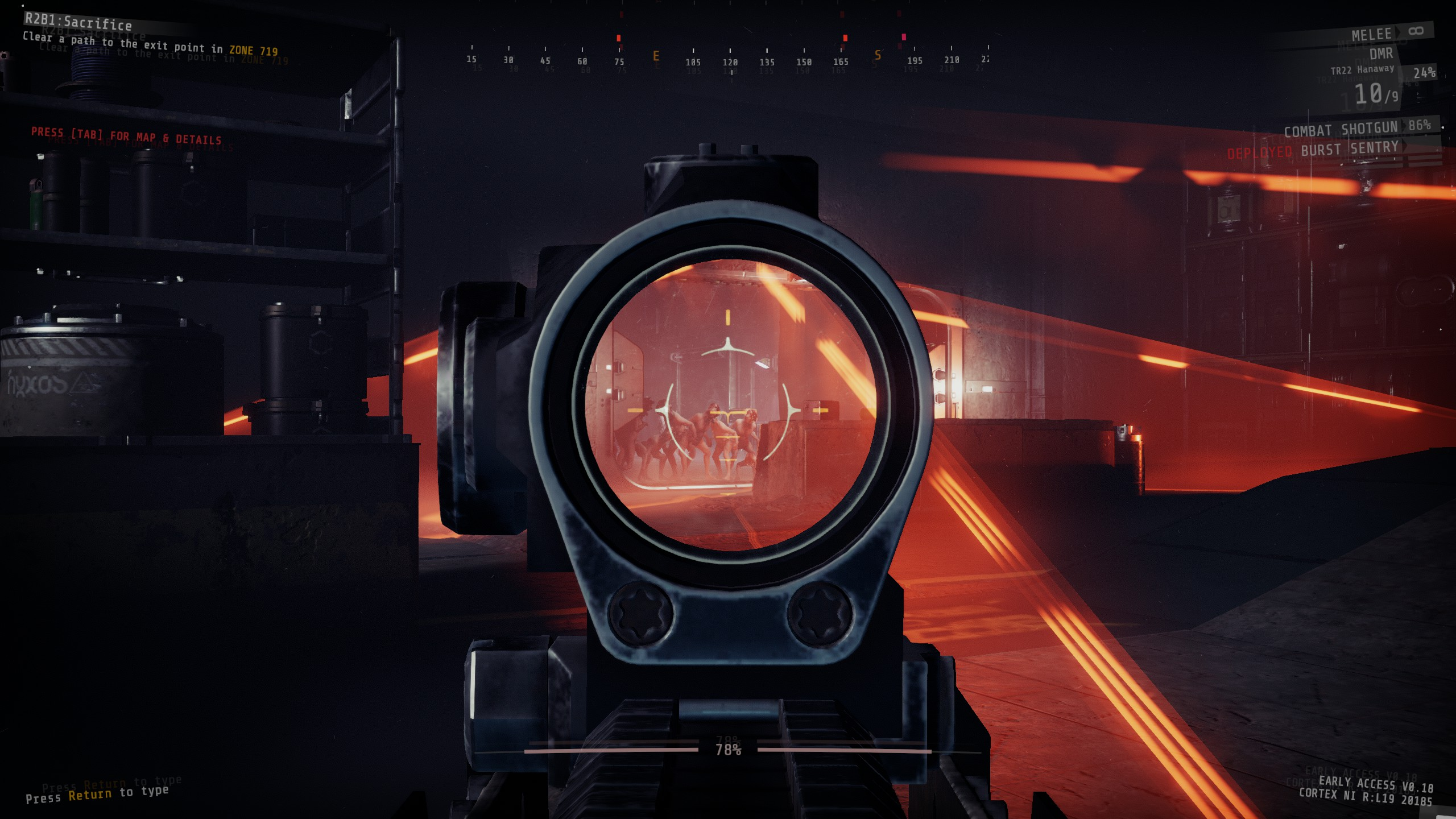 GTFO grupa Steam